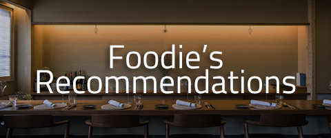 Foodies recommendations
